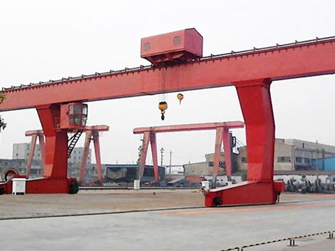 single girder cantilever gantry crane  sale