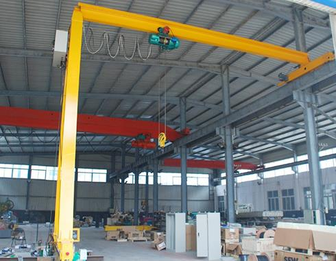 Different Types Of Semi Gantry Type Of Cranes