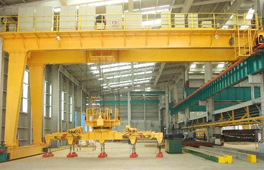Semi Gantry Type Of Cranes
