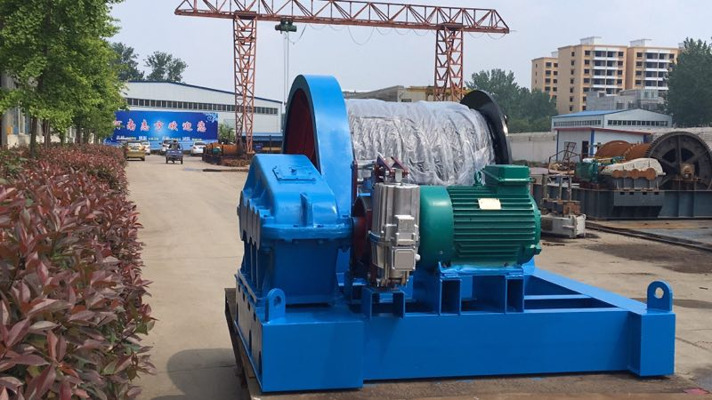 20 Ton JM Electric Winch With Low Speed