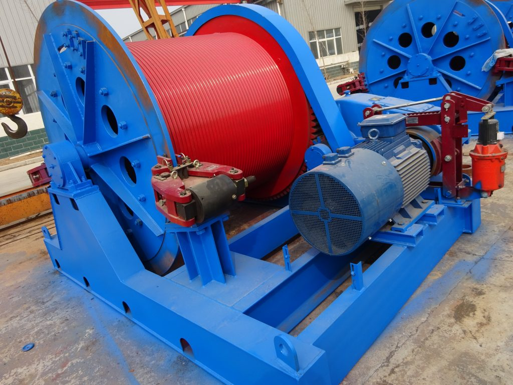 20 Ton Electric Winch For Sale