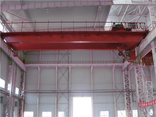 Sale of overhead crane 100t in China